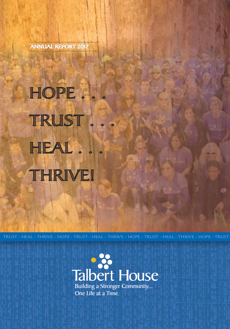 2017 Talbert House Annual Report