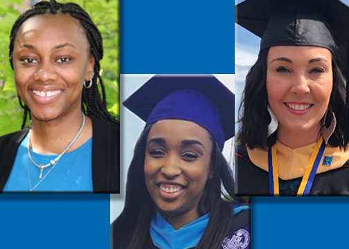 McClain Legacy Continues with Three Graduating Scholars